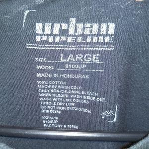 urban pipeline Shirts - TUXEDO SHIRT - Novelty funny formal casual tee